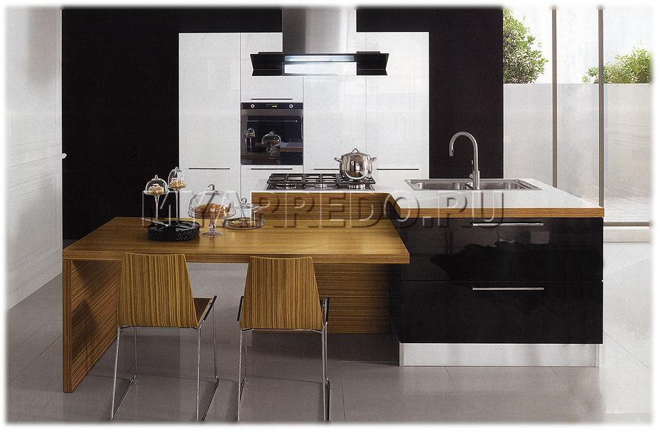 Cucina VENETA CUCINE Carrera. Progetti di Vita. Acquistare a Minsk