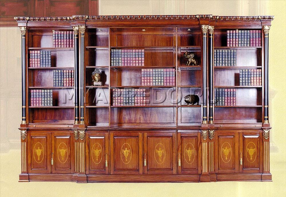 Книжный шкаф camerin srl the art of cabinet making 474. купи.