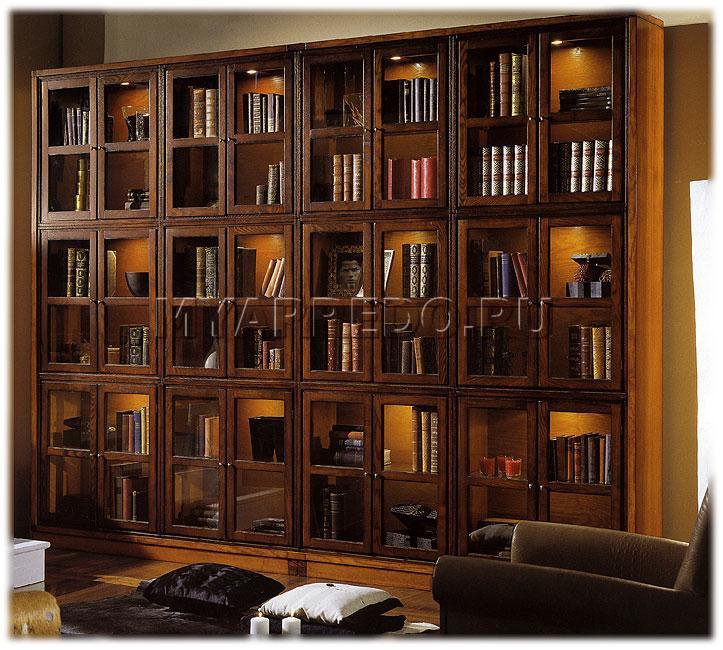 Книжный шкаф decora ( lci stile) sistema c15. купить в минск.