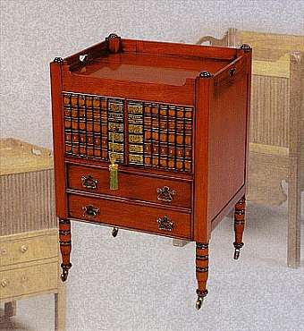 Тумбочка CAMERIN SRL The art of Cabinet Making 437